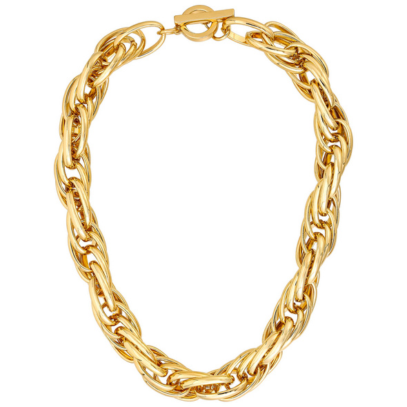 Kette - Chunky Gold