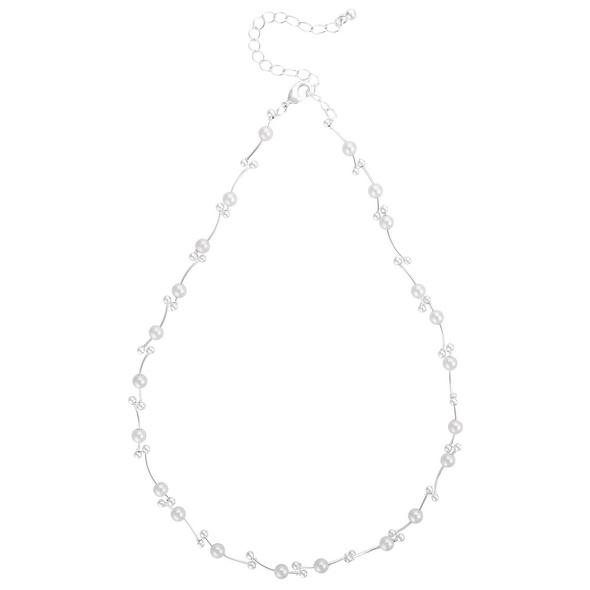 Kette - Romantic Pearl