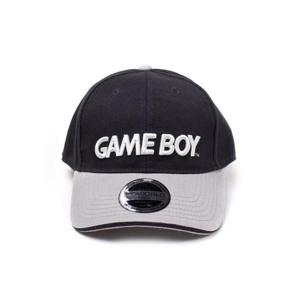 Nintendo - Cappy Gameboy Logo