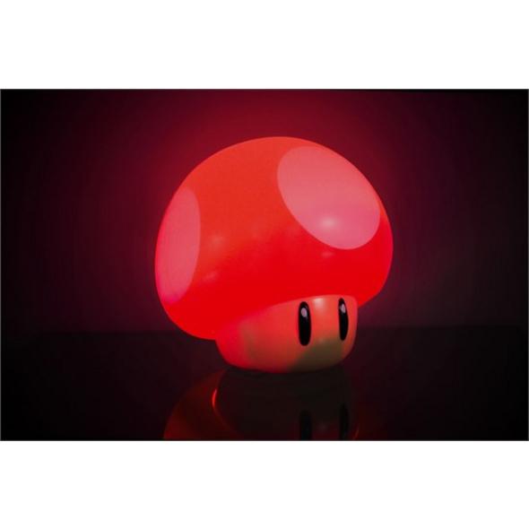 Super Mario - Leuchte Super Pilz mit Sound
