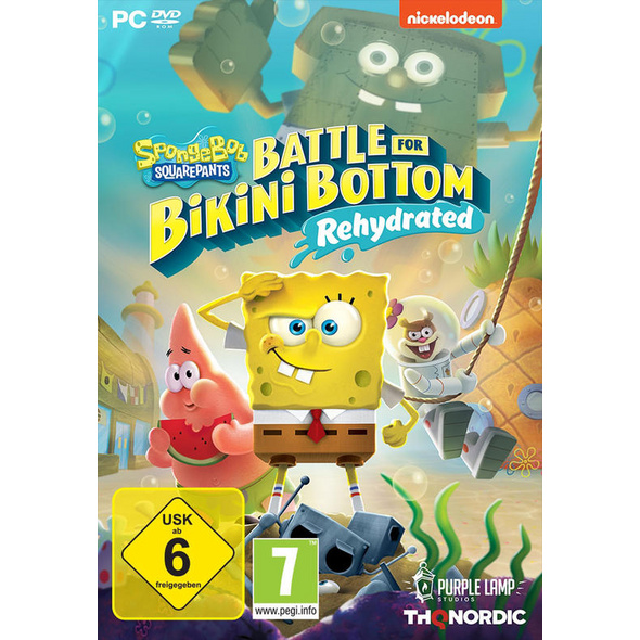 SpongeBob Schwammkopf: Battle for Bikini Bottom Rehydrated
