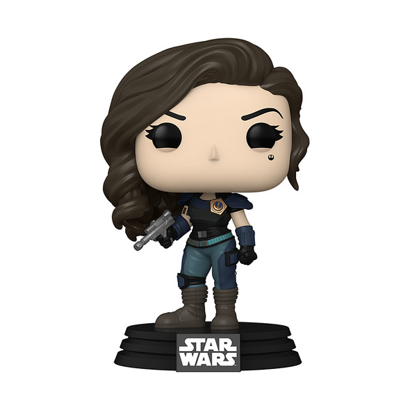 Star Wars: The Mandalorian - POP! Vinyl - Figur Cara Dune