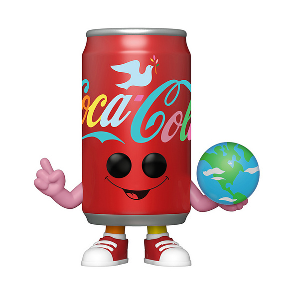 Coca Cola - POP!-Vinyl Figur Hilltop Jubiläum