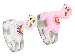 Kinder Ring-Set - Sweet Alpacas