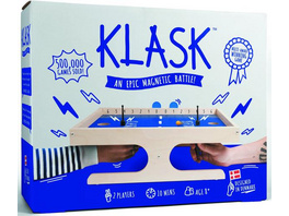 Gamefactory 646184 - Klask - Der Magnetische Kick