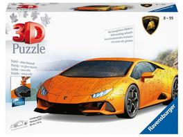 Ravensburger 11238 - Lamborghini, 3D Puzzle,