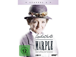 Agatha Christie: MARPLE - Staffel 6  [2 DVDs]
