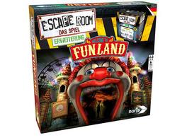 Noris 606101618 - Escape Room Erweiterung: Welcome to Funland