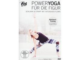 Fit For Fun - Power Yoga für die Figur - Schlank & straff mit intensiven Flows