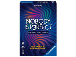 Ravensburger 26846 - Nobody is perfect Extra Edition, Familienspiel, Partyspiel