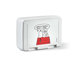 Snoopy Butterbrotdose 'Hi, There'
